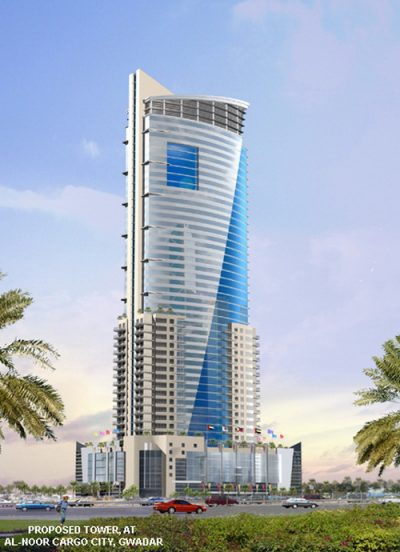 Al Noor Business Tower Gwadar